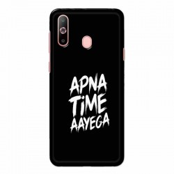 Buy Samsung Galaxy A60 apna-time-ayega Mobile Phone Covers Online at Craftingcrow.com