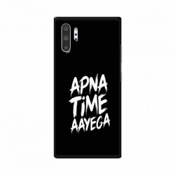 Buy Samsung Galaxy Note 10 Pro apna-time-ayega Mobile Phone Covers Online at Craftingcrow.com
