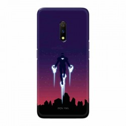 Buy Oppo Realme X Iron Man High Mobile Phone Covers Online at Craftingcrow.com