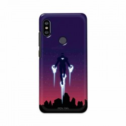 Buy Xiaomi Redmi Note 6 Pro Iron Man High Mobile Phone Covers Online at Craftingcrow.com