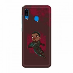 Buy Samsung Galaxy A30 Black Panther Mobile Phone Covers Online at Craftingcrow.com