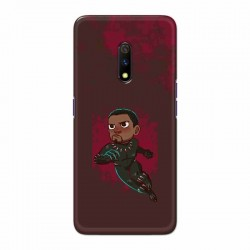 Buy Oppo Realme X Black Panther Mobile Phone Covers Online at Craftingcrow.com
