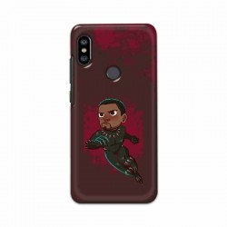 Buy Xiaomi Redmi Note 6 Pro Black Panther Mobile Phone Covers Online at Craftingcrow.com
