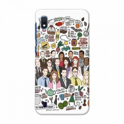 Buy Samsung Galaxy A10 The Office Mobile Phone Covers Online at Craftingcrow.com