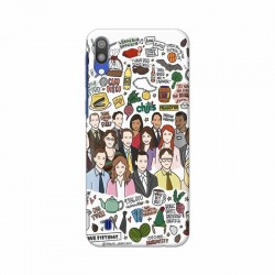 Buy Samsung Galaxy M10 The Office Mobile Phone Covers Online at Craftingcrow.com