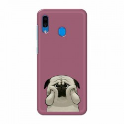 Buy Samsung Galaxy A30 Chubby Pug Mobile Phone Covers Online at Craftingcrow.com