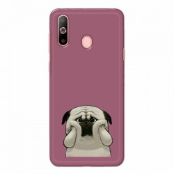 Buy Samsung Galaxy A60 Chubby Pug Mobile Phone Covers Online at Craftingcrow.com