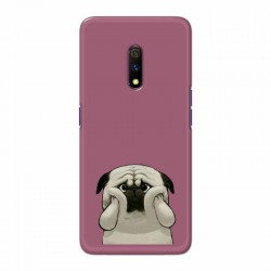 Buy Oppo Realme X Chubby Pug Mobile Phone Covers Online at Craftingcrow.com