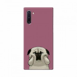 Buy Samsung Galaxy Note 10 Chubby Pug Mobile Phone Covers Online at Craftingcrow.com