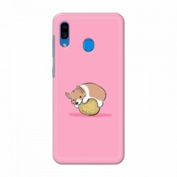 Buy Samsung Galaxy A30 Corgy Mobile Phone Covers Online at Craftingcrow.com