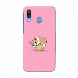 Buy Samsung Galaxy A40 Corgy Mobile Phone Covers Online at Craftingcrow.com