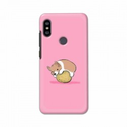 Buy Xiaomi Redmi Note 6 Pro Corgy Mobile Phone Covers Online at Craftingcrow.com