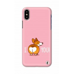 Apple Iphone X - i Love U  Image