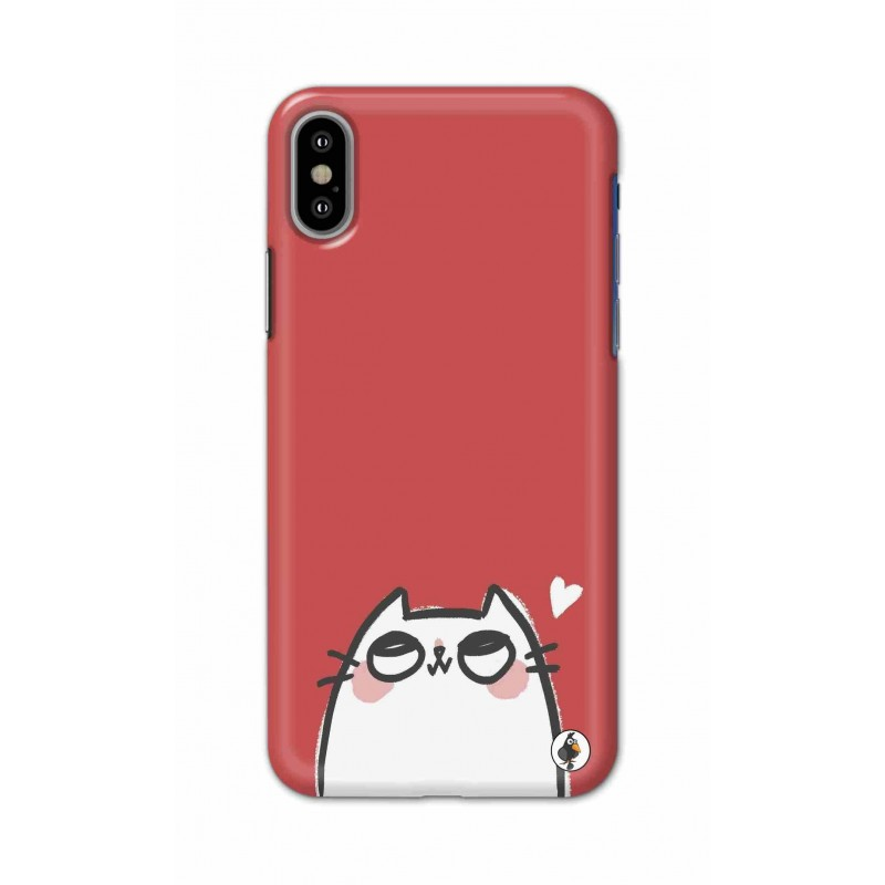 Apple Iphone X - Kitty  Image