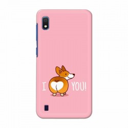 Buy Samsung Galaxy A10 i Love U Mobile Phone Covers Online at Craftingcrow.com