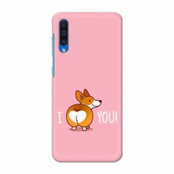 Buy Samsung Galaxy A50 i Love U Mobile Phone Covers Online at Craftingcrow.com