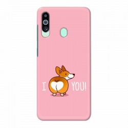 Buy Samsung M40 i Love U Mobile Phone Covers Online at Craftingcrow.com
