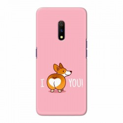 Buy Oppo Realme X i Love U Mobile Phone Covers Online at Craftingcrow.com