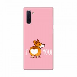Buy Samsung Galaxy Note 10 i Love U Mobile Phone Covers Online at Craftingcrow.com