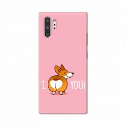 Buy Samsung Galaxy Note 10 Pro i Love U Mobile Phone Covers Online at Craftingcrow.com