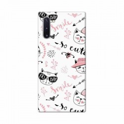 Buy Samsung Galaxy Note 10 Kitty Mobile Phone Covers Online at Craftingcrow.com