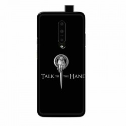 Buy One Plus 7 Pro Talk to the Hand Mobile Phone Covers Online at Craftingcrow.com