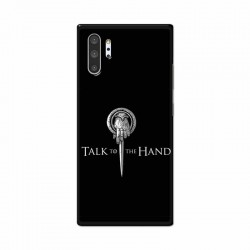 Buy Samsung Galaxy Note 10 Pro Talk to the Hand Mobile Phone Covers Online at Craftingcrow.com