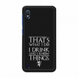 Buy Samsung Galaxy A10 I Drink Mobile Phone Covers Online at Craftingcrow.com