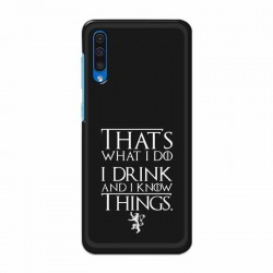Buy Samsung Galaxy A50 I Drink Mobile Phone Covers Online at Craftingcrow.com
