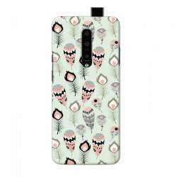 Buy One Plus 7 Pro Feather Mobile Phone Covers Online at Craftingcrow.com