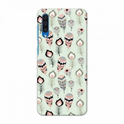 Buy Samsung Galaxy A50 Feather Mobile Phone Covers Online at Craftingcrow.com