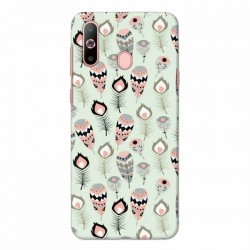 Buy Samsung Galaxy A60 Feather Mobile Phone Covers Online at Craftingcrow.com