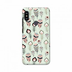 Buy Xiaomi Redmi Note 6 Pro Feather Mobile Phone Covers Online at Craftingcrow.com