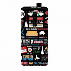 Buy One Plus 7 Pro Friends 2 Mobile Phone Covers Online at Craftingcrow.com