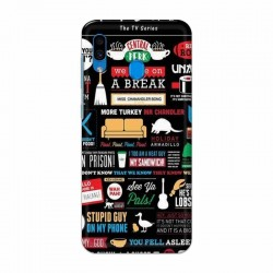 Buy Samsung Galaxy A30 Friends 2 Mobile Phone Covers Online at Craftingcrow.com