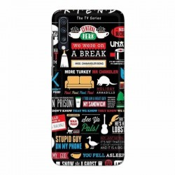 Buy Samsung Galaxy A70 Friends 2 Mobile Phone Covers Online at Craftingcrow.com