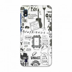 Buy Samsung Galaxy A10 Friends Mobile Phone Covers Online at Craftingcrow.com