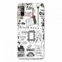 Buy Samsung Galaxy A60 Friends Mobile Phone Covers Online at Craftingcrow.com