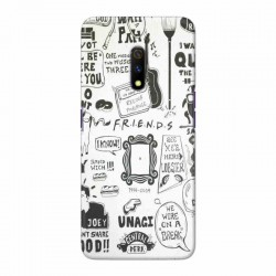 Buy Oppo Realme X Friends Mobile Phone Covers Online at Craftingcrow.com