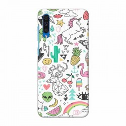 Buy Samsung Galaxy A50 Good Things Mobile Phone Covers Online at Craftingcrow.com