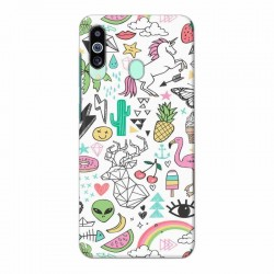 Buy Samsung M40 Good Things Mobile Phone Covers Online at Craftingcrow.com