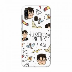 Buy Samsung Galaxy A20 Harry Mobile Phone Covers Online at Craftingcrow.com