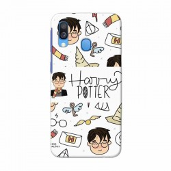 Buy Samsung Galaxy A40 Harry Mobile Phone Covers Online at Craftingcrow.com