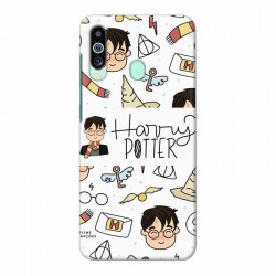 Buy Samsung M40 Harry Mobile Phone Covers Online at Craftingcrow.com