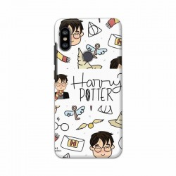 Buy Xiaomi Redmi Note 6 Pro Harry Mobile Phone Covers Online at Craftingcrow.com