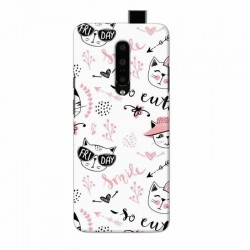 Buy One Plus 7 Pro Kitty Mobile Phone Covers Online at Craftingcrow.com