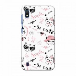 Buy Samsung Galaxy A10 Kitty Mobile Phone Covers Online at Craftingcrow.com