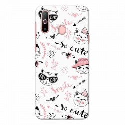Buy Samsung Galaxy A60 Kitty Mobile Phone Covers Online at Craftingcrow.com