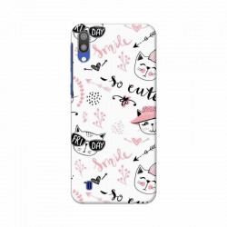 Buy Samsung Galaxy M10 Kitty Mobile Phone Covers Online at Craftingcrow.com