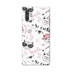 Buy Samsung Galaxy Note 10 Pro Kitty Mobile Phone Covers Online at Craftingcrow.com